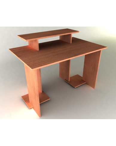 Desk 0001 - Desk from Plywood Plan