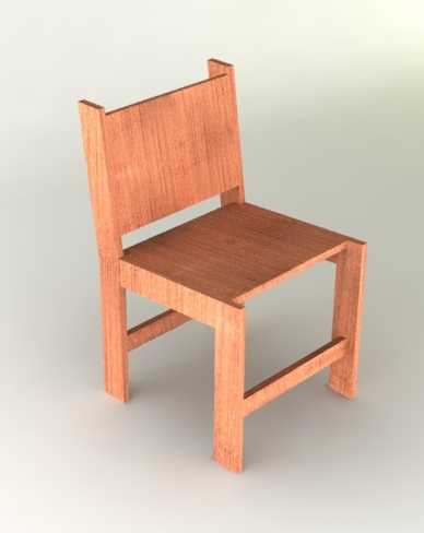 Chair 0008 - Dining Chair
