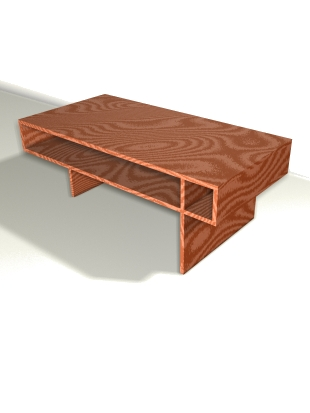 Table 00004 - Coffee Table
